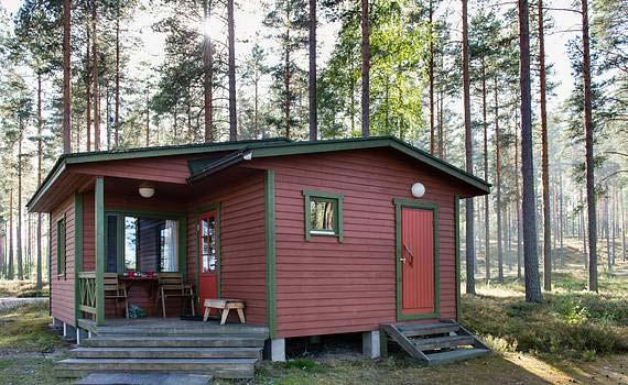 Holiday cabin No. 22