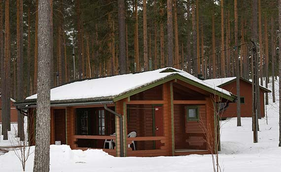 Holiday cabin No. 24