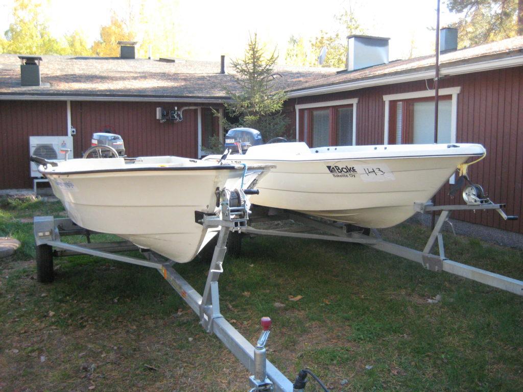 Motorboot 30 PS 50 €/h