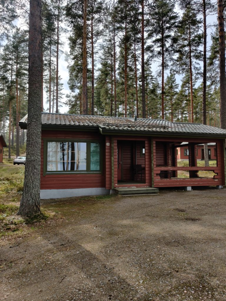 Holiday cabins Nos. 23–24